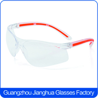Popular for young men and women scratch impact resistant surgical stylish safety glasses