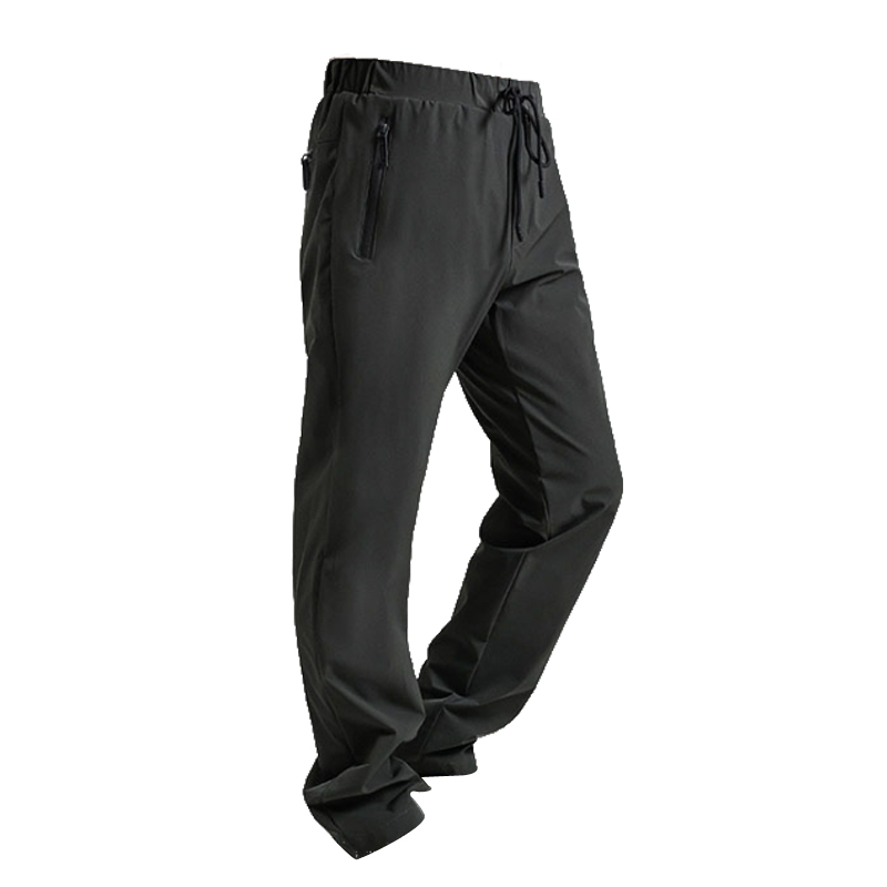 Quick drying windproof sports long pants for Men's outdoor Sportswear