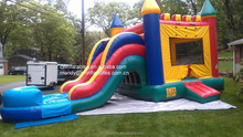 Classic Design Inflatable Castle Combo Game for Sale