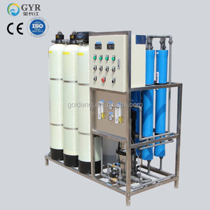 CE/ISO Approved 1000LPH RO osmosis inversa water treatment plant price for bottle drinking water