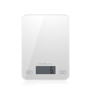 Glass Platform Small Household Kitchen Food Weighing Scale