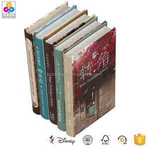 custom cheap professional printing adult story books