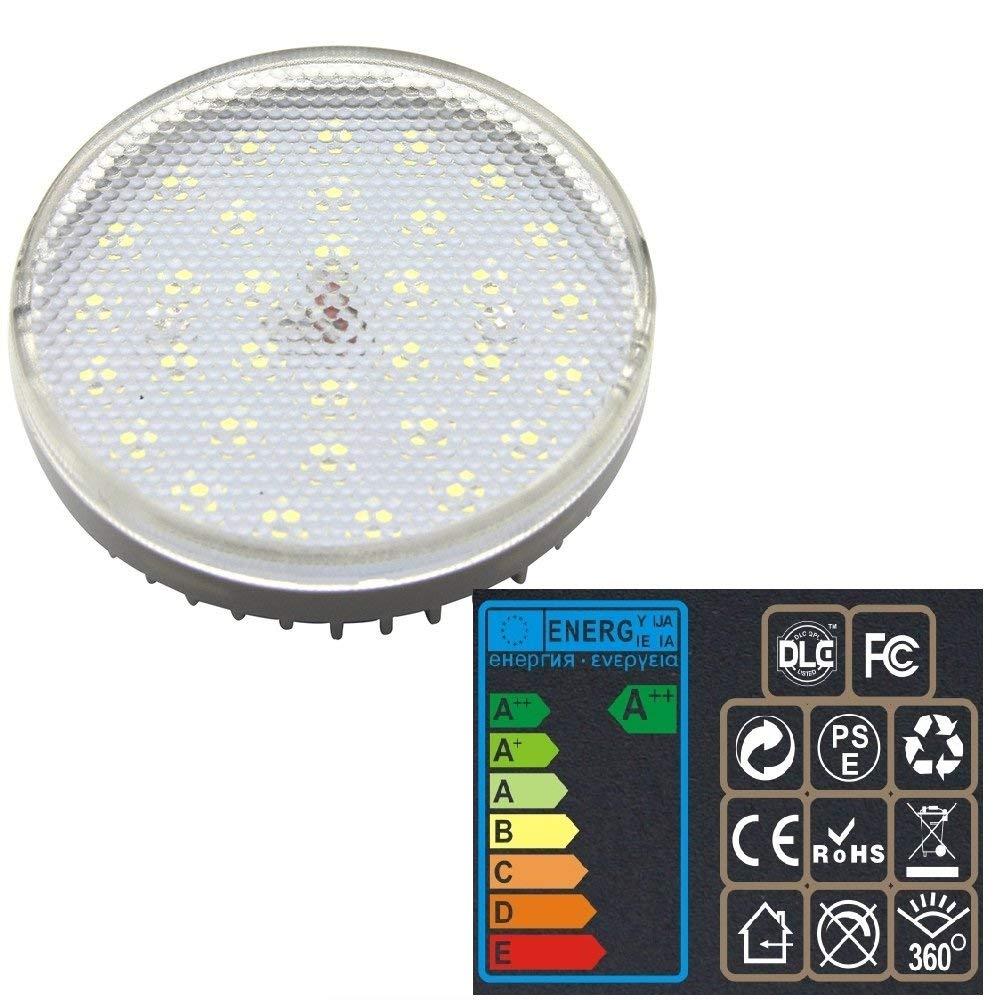 Ruiyue GX53 Ceiling Light, AC85-265V Cabinet Walkway Aisle Warehouse Front Facade Wall Lamp Led Lighting
