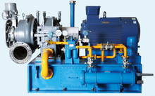 30% More efficient than roots blower for swage treatment plant