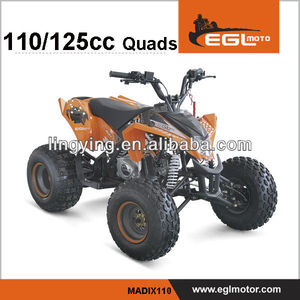 Mini atv quad 110 cc with CE
