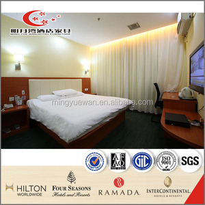 custom-made holiday inn hotel bedroom furniture bed set