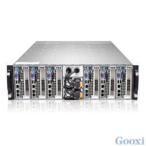3U rack 12nodes micro-cloud blade server hostig and cloud computing E3 processor server