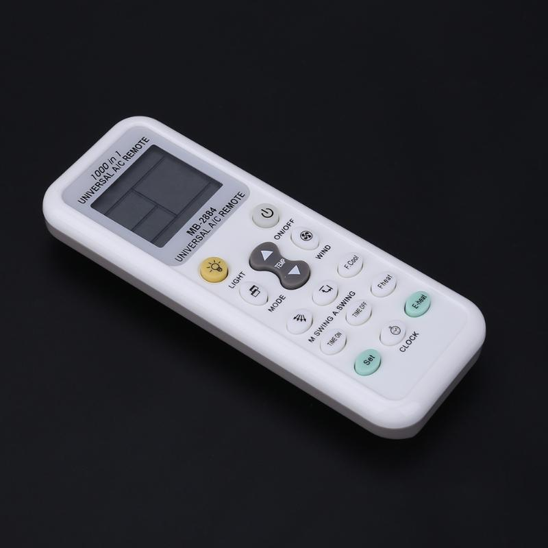 High Quality New Universal Air Conditioner Remote Control Controller for Air Conditioner 1028E Universal LCD A/C Multi фото