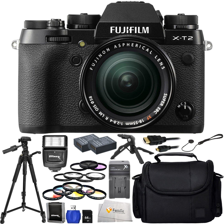 Compatible with FujiFilm Finepix HS30EXR /& FinePix S4200 Digital Cameras DURAGADGET Professional Sturdy Tripod w// 3D Ball Head