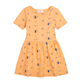 MS60723K eyes printing fashion summer kids 2016 perfect girls dress