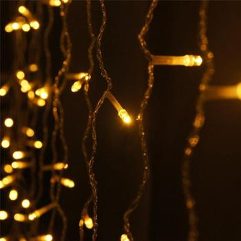 waterproof solar 20led christmas vine ball holiday lights led strings party lights fairy lights christmas for