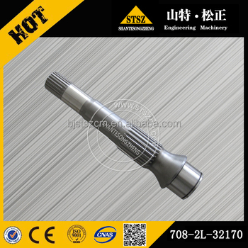 419-22-12510 419-22-12511 Front Axle Shaft For Wa20-6 Wheelloader ...