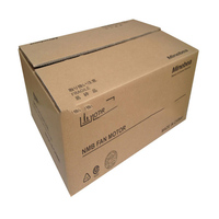 Wholesale Printed Brown Carton Box For shipping custom box packaging