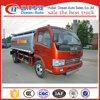 Dongfeng mini 5M3 fuel tanker trucks for sale in factory with diesel engine
