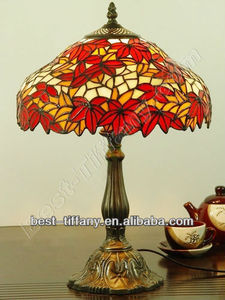 Tiffany table and desk stained glass lamp TL-A1259