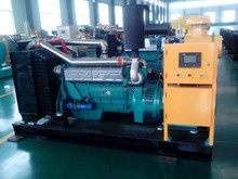 100kVA/80kw Standby Power Biogas/LNG/LPG/CNG Gas Generator