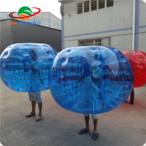 Hot Crazy Bumper Ball / Inflatable Bubble Soccer Where To Buy Indoor Ball Toy