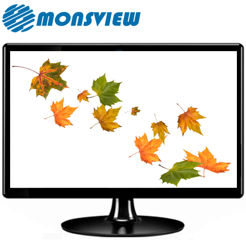 Wide Viwing Angle 18.5 inch wide screen led lcd monitor
