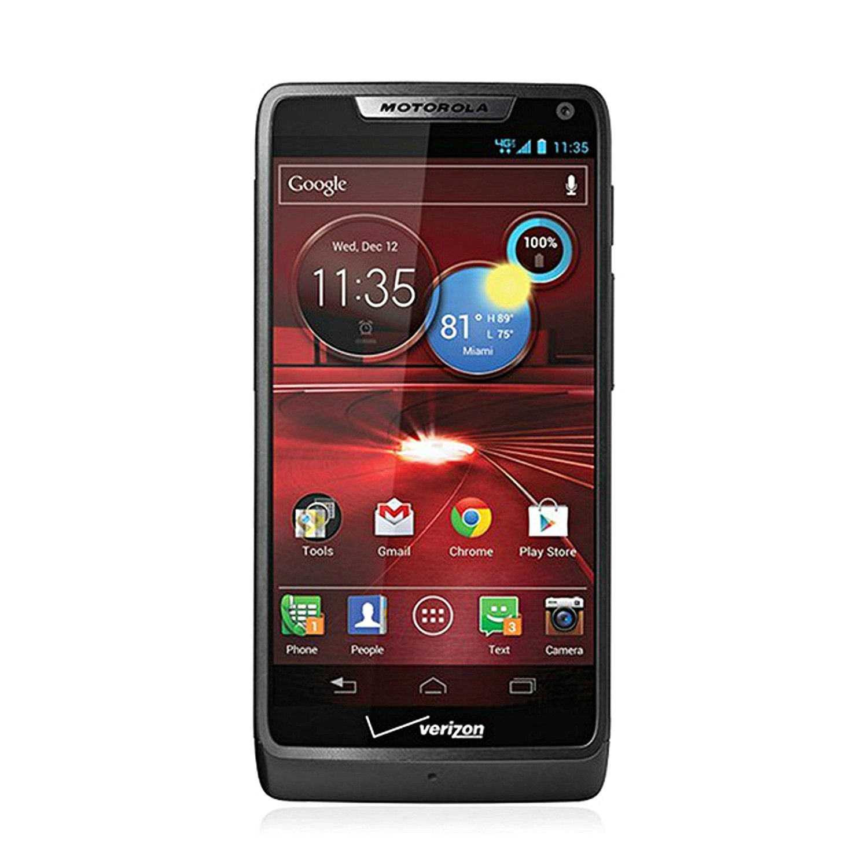 Motorola Droid RAZR M XT907 4G LTE Android Smartphone Phone (Verizon) - Black, 8GB