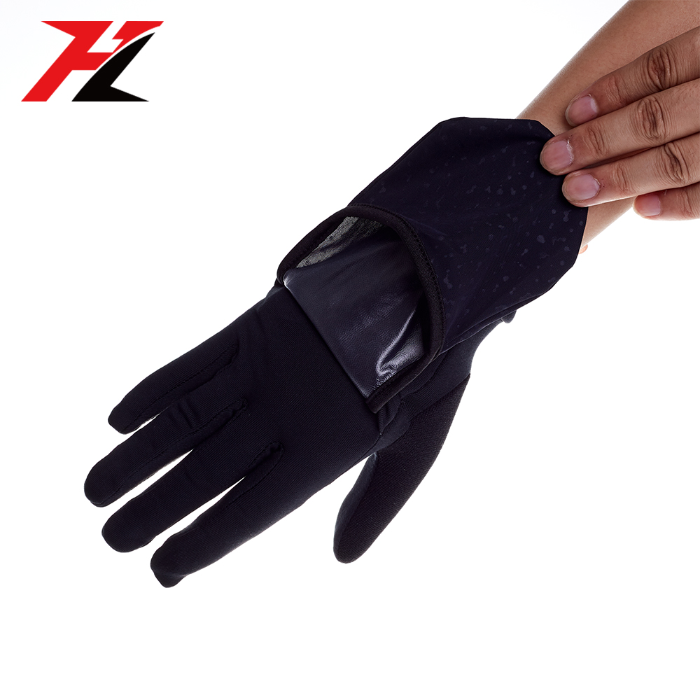 wholesale hot fashion high quality winter warm cotton ski gloves