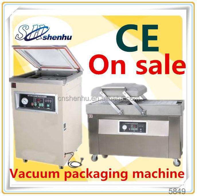 china suppliers double chamber rooms vacuum packing machines for sale