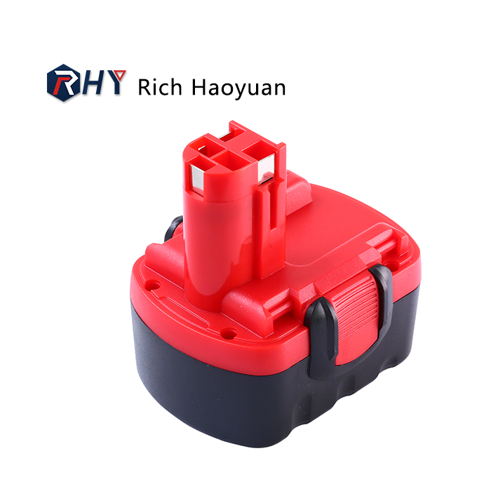 14.4V2.0AH NI-CD power tools battery pack for Bosch