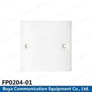 Competitive China Supplier 86*86 faceplate Faceplate Blank Panel