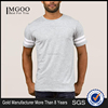 Wholesale Team Logo Design Custom Stripe Football Men T shirt 100 Cotton Short Sleeve Football Tee Tops