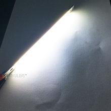 [Лампочка] 200x10 мм 0422 10 Вт Светодиодный светильник COB полоса лампа DC 12-14 в 1000LM зеленый желтый красный синий теплый белый чистый белый бар свети...(Китай)