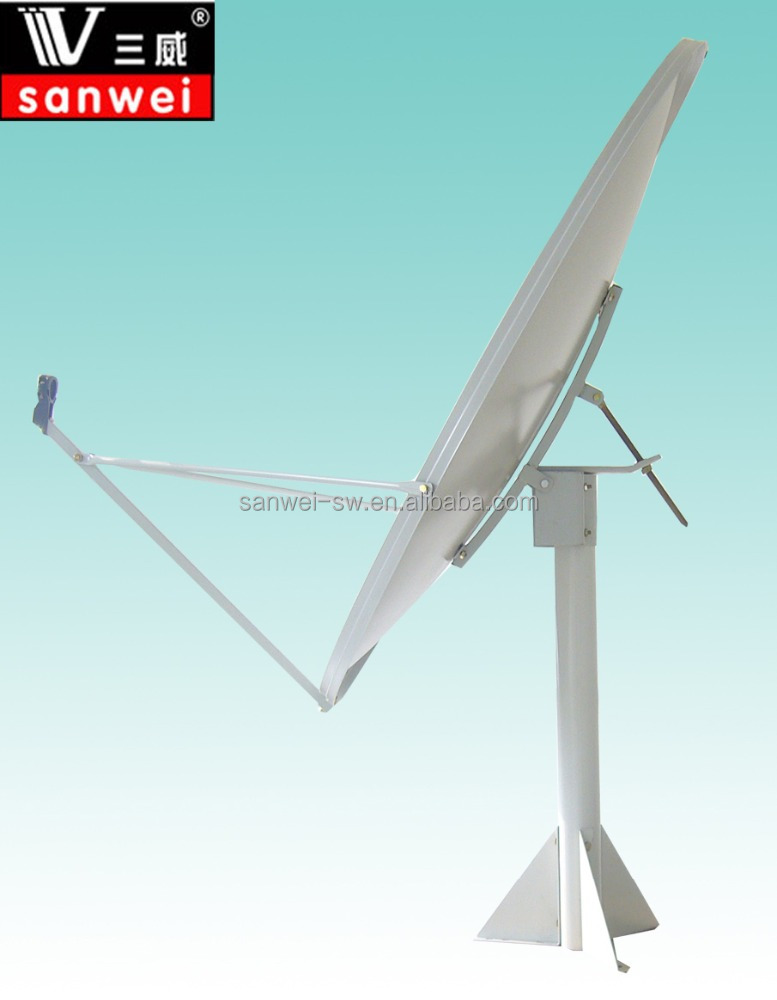 120cm offset China satellite dish factory price