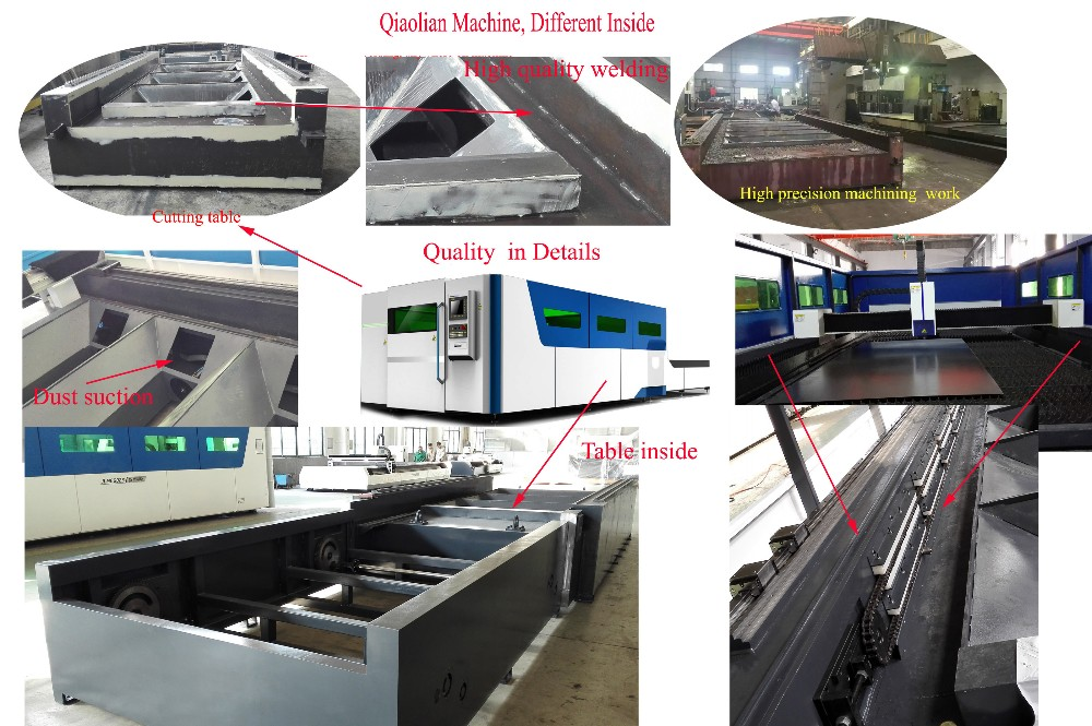 8023 largest auto feeding shuttle table laser cutting machine