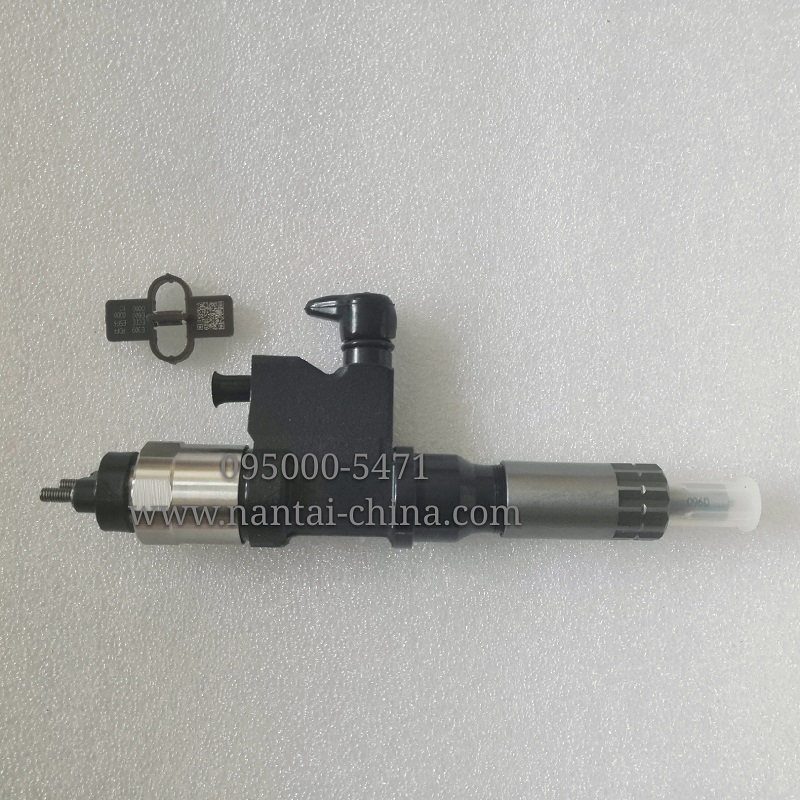 4HK1 6HK1 Engine Nozzle Common Rail <strong>Injector</strong> 095000-5471