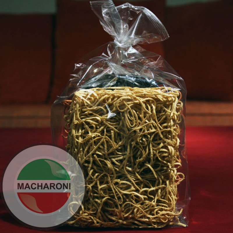MACHARONI Linguine Dried Whole-Wheat Pasta