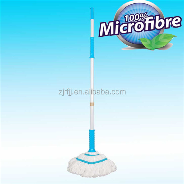 Rotating twist microfiber wonder mop as seen on tv