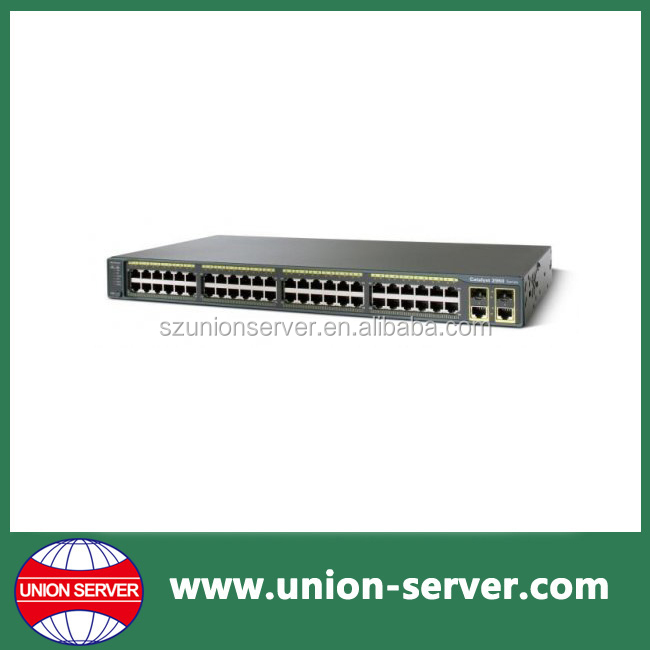 2960 Plus 24 10/100 PoE Fast Ethernet Layer 2 Switch WS-C2960+24PC-S