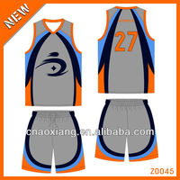Latest American basketball team uniform
