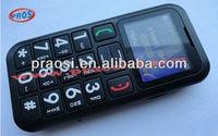 Mobile phone W60 Quad Band SOS Bluetooth Dual sim card for usa wholesale cell phone