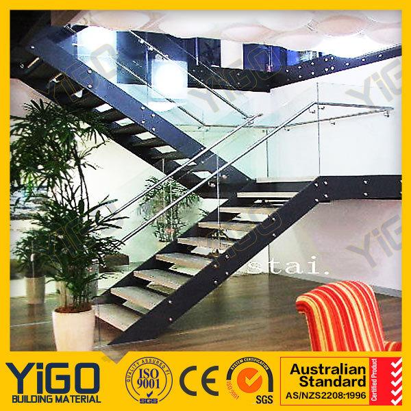 Nuevo diseño led empotrado iluminación escaleras escaleras ...