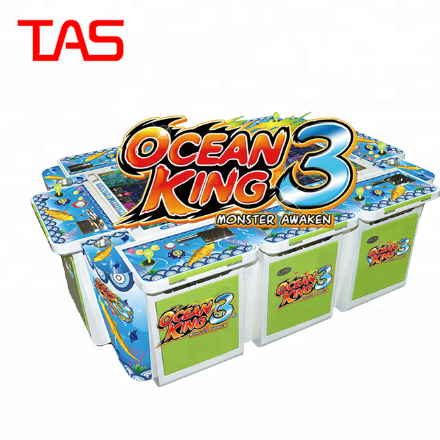 Alibaba.com / 100% IGS Original Version Best Selling Ocean King 3 Fishing Arcade Machine