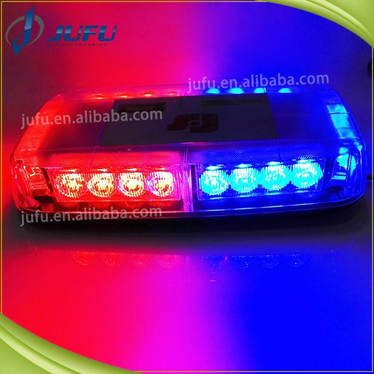12 volt red blue roof mount emergency vehicle light bar magnetic item name strobe light aloadofball Image collections