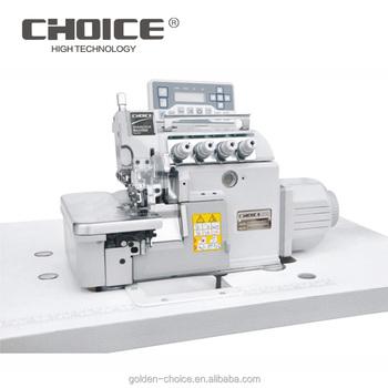Choice Brand Gc40ex40eutdd 40thread Computerized Overlock Interesting 5 Thread Overlock Industrial Sewing Machine