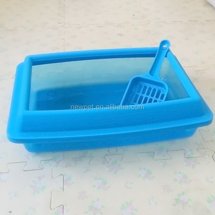In many styles professional cat training toilet closed pet toilet for cats with shovel