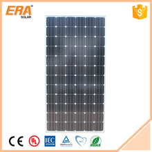 New Products RoHS CE TUV Monocrystalline Silicon Best Price Per Watt Solar Panel