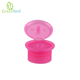 Cheap price 24mm PP plastic bottele disc cap/ Flip top cap