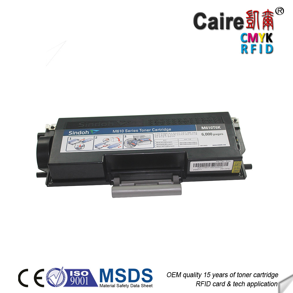 Remanufactured Toner cartridge for Sindoh M610 M611 M612