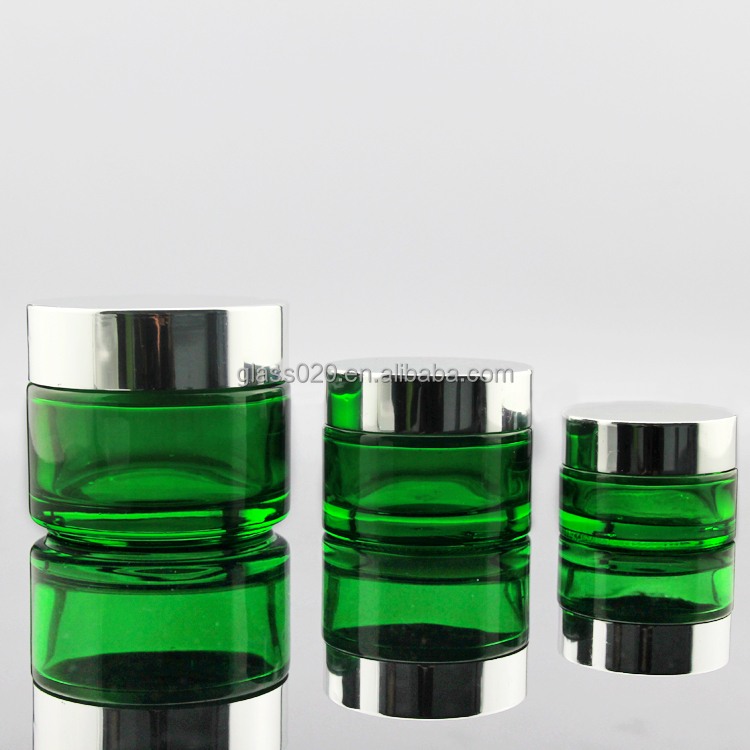 glass cosmetic jar glass cosmetic jar suppliers and at alibabacom - Wholesale Glass Jars