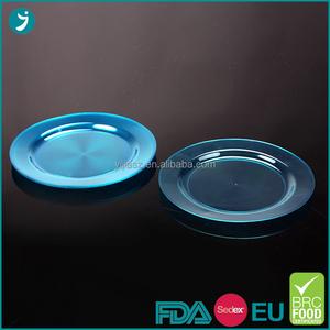 China cheap shenzhen disposable plastic dinner plate with high quality