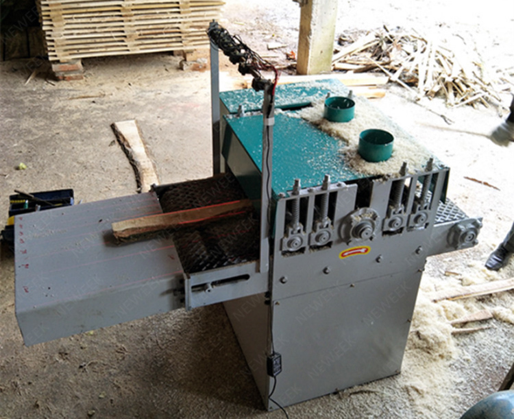 NEWEEK verwerking dikte 0.5 cm-5 cm rand multi blade edge trim zag machine