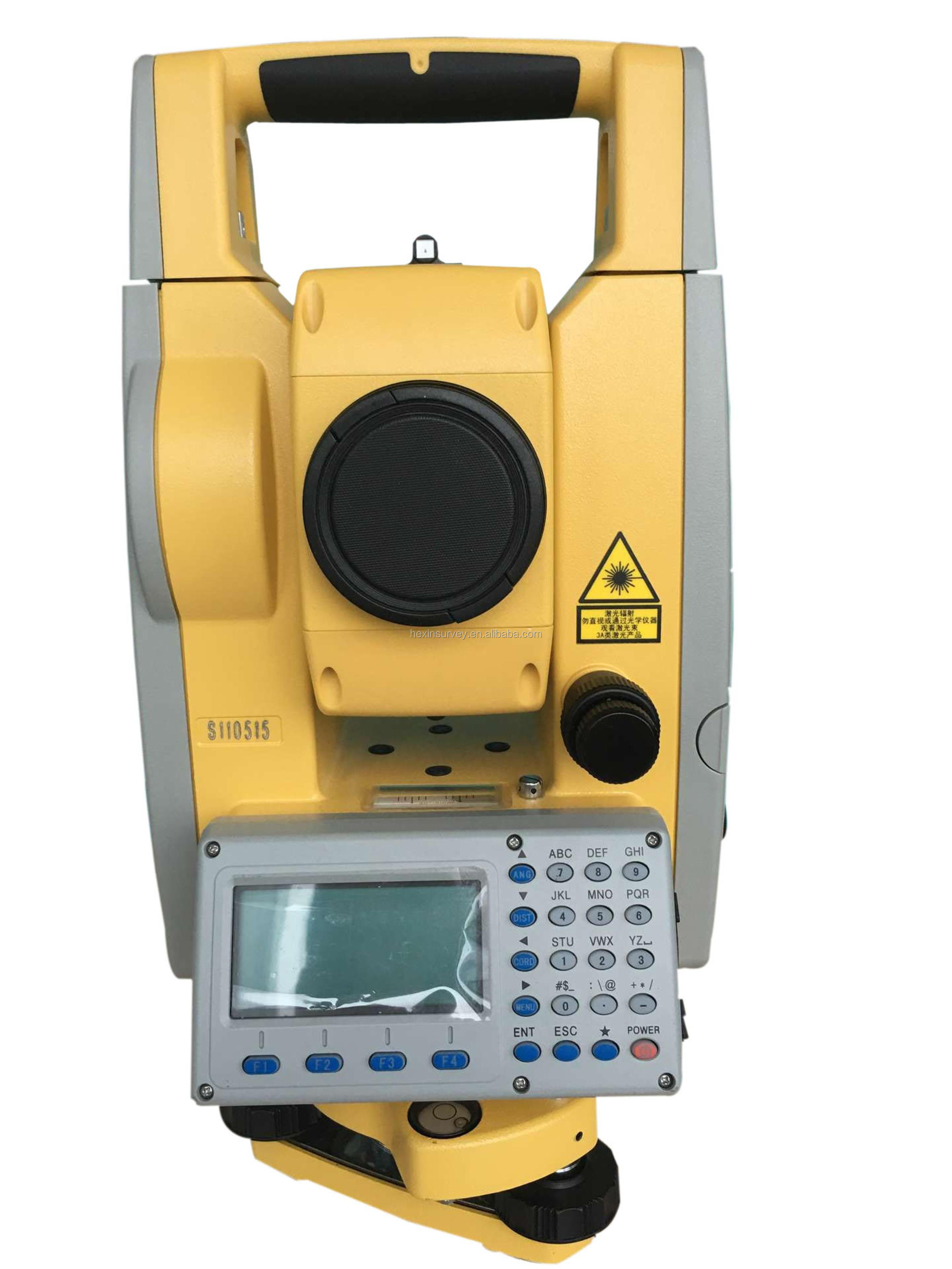 Hot sale GDF121-Y total station tribrach with adaptor
