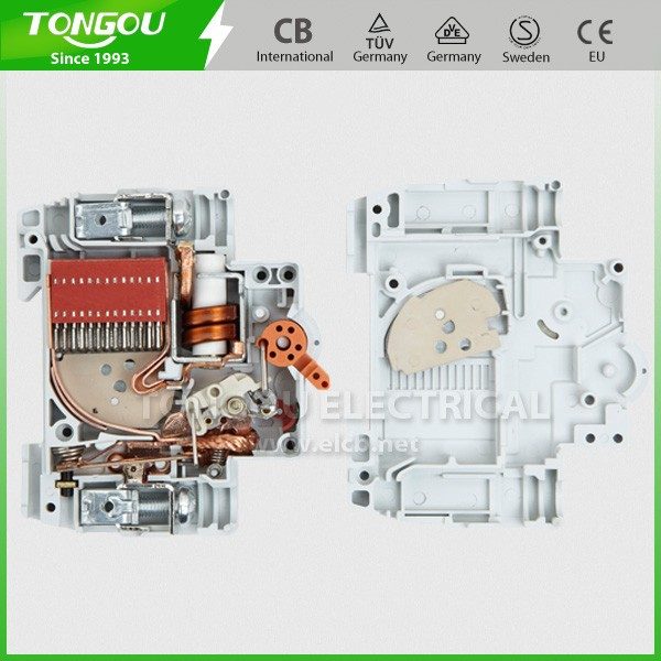 L7 A quality high breaking capacity mcb parts